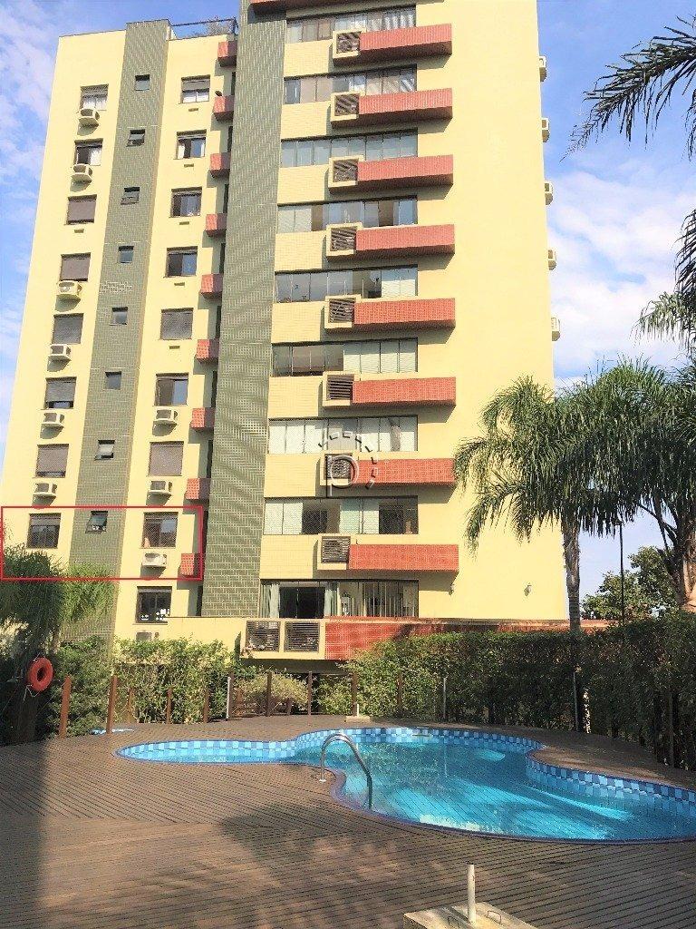 Cobertura à venda de 3 dormitórios no TRISTEZA em Porto Alegre