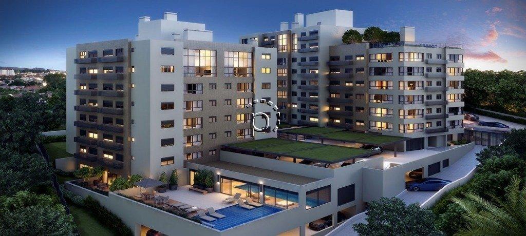 Apartamento à venda de 3 dormitórios no MENINO DEUS em Porto Alegre